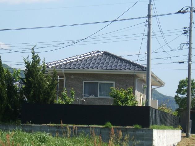 島根県大田市(和瓦洋風)新築